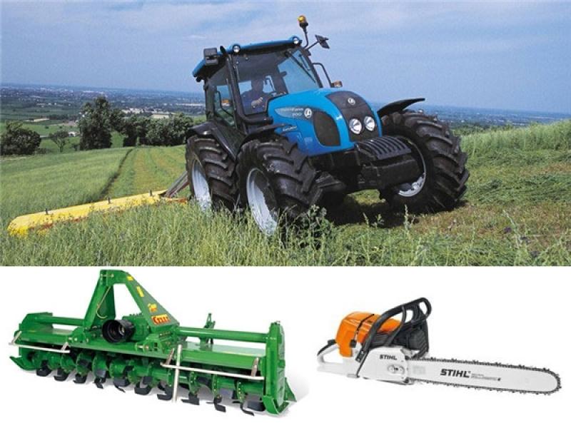 Γεωργικά μηχανήματα #3