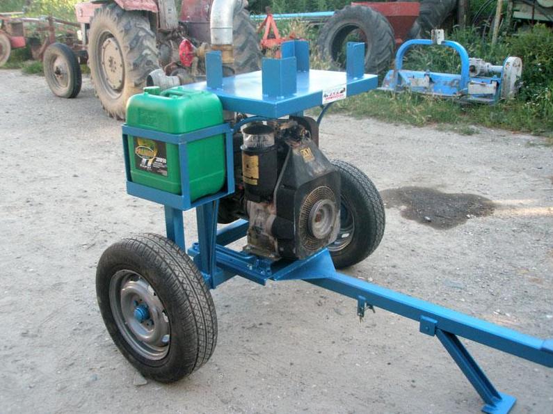 Επισκευές - Συντηρήσεις Γεωργικών μηχανημάτων